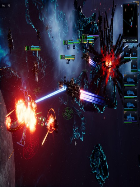 Download Battlefleet Gothic Armada Game For PC