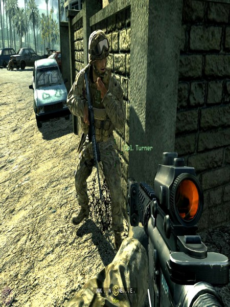 Download Call Of Duty 4 Modern Warfare Game For PC