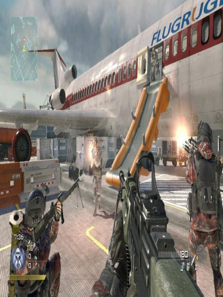 Download Call Of Duty Modern Warfare 2 Game For PC