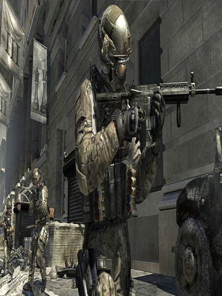 Download Call Of Duty Modern Warfare 3 Game For PC