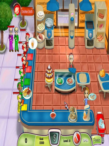 Download Cooking Dash Game For PC
