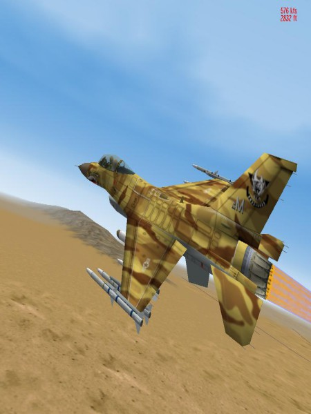 Download F 16 Aggressor Highly Compressed