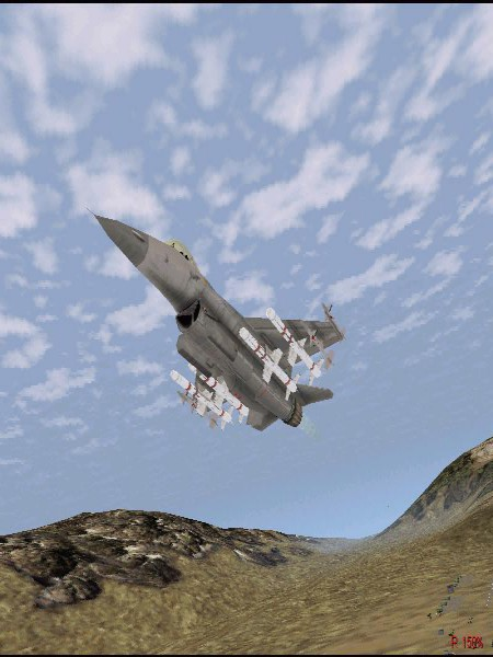 Download F 16 Multirole Fighter Highly Compressed