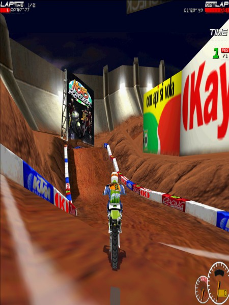 Download Moto Racer Game For PC