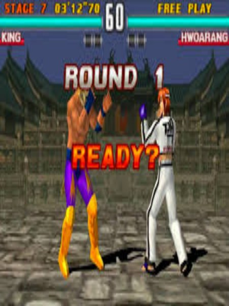 Download Tekken 3 Game For PC