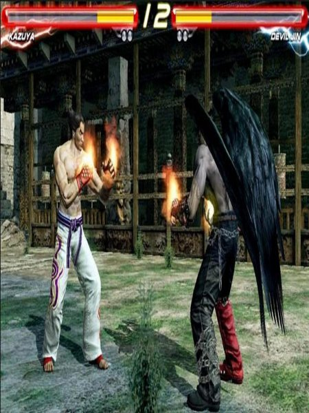 Download Tekken 6 Highly Compressed