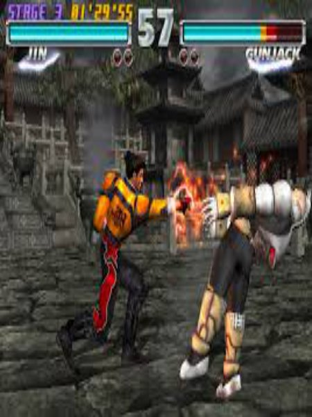 Download Tekken Tag Highly Compressed