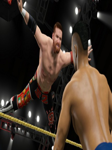 Download Wwe 2k15 Highly Compressed