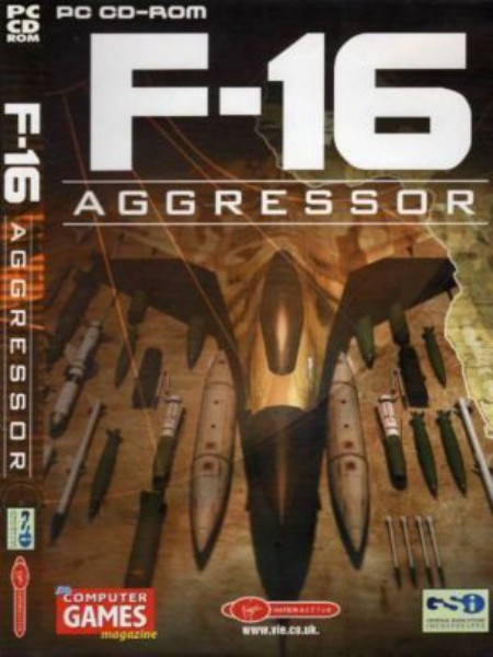 F 16 Aggressor PC Game Free Download