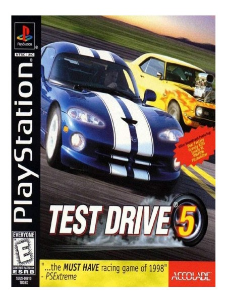 Test Drive 5 PC Game Free Download