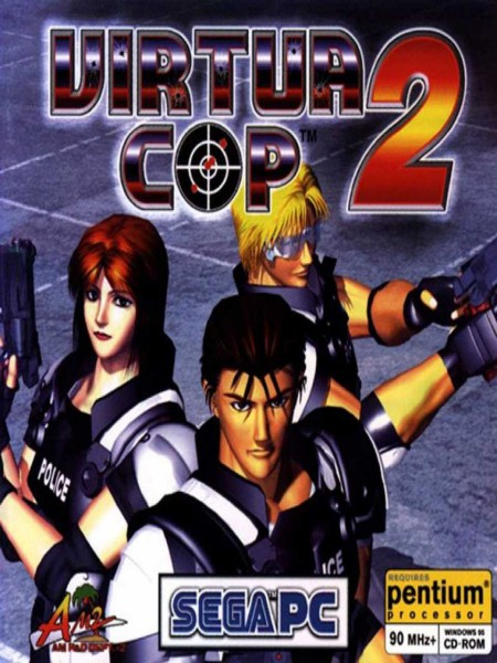 Virtua Cop 2 PC Game Free Download