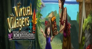 Virtual Villagers New Believers PC Game Free Download
