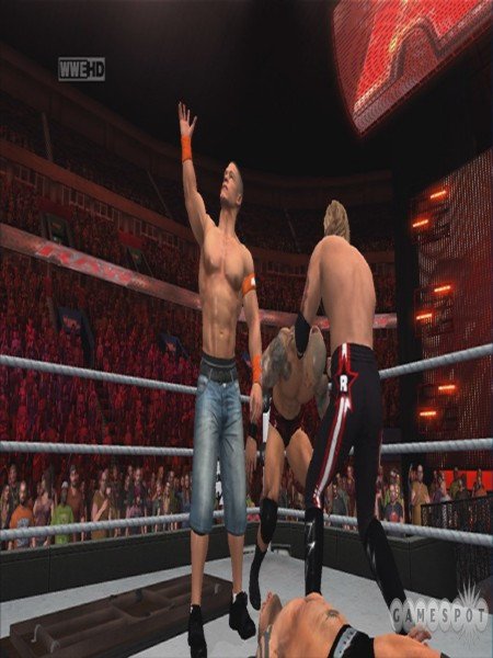 Wwe Smackdown Vs Raw 2011 Free Download Full Version