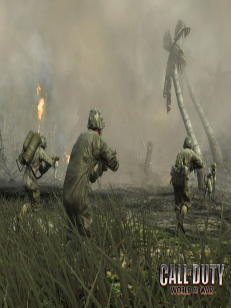 Download Call of Duty 5 World At War Game For PC