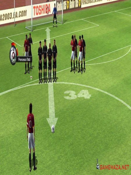 Download Fifa 2003 Game For PC