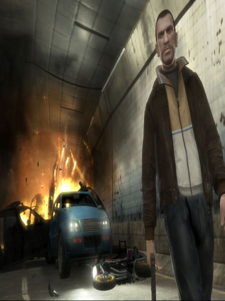 Download GTA IV Game For PC