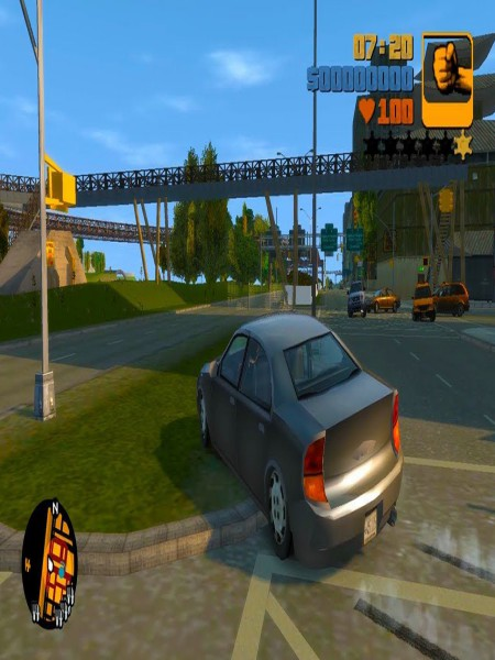 Download Grand Theft Auto GTA 3 Highly Compressed