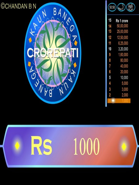 Download Kaun Banega Crorepati Game For PC