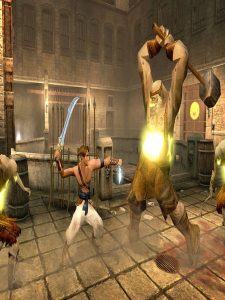 Download Prince Of Persia The Sands OF Time Game For PC