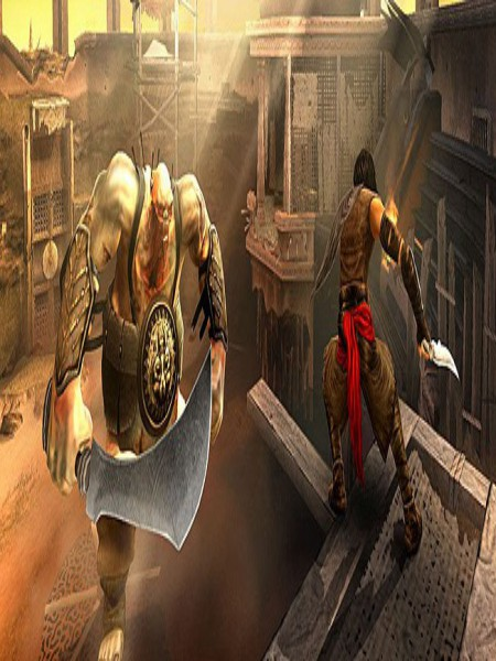 Download Prince Of Persia The Two Thrones Highly Compressed