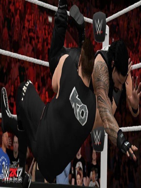 Download WWE 2K17 Game For PC