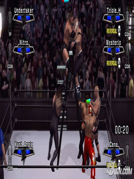 Download WWE Smackdown Vs Raw 2007 Highly Compressed