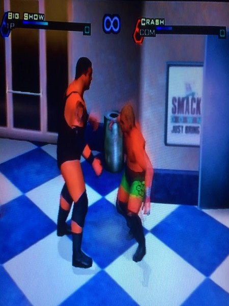 Download WWF Just Bring It Game For PC