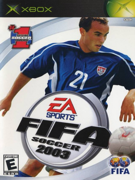 Fifa 2003 PC Game Free Download