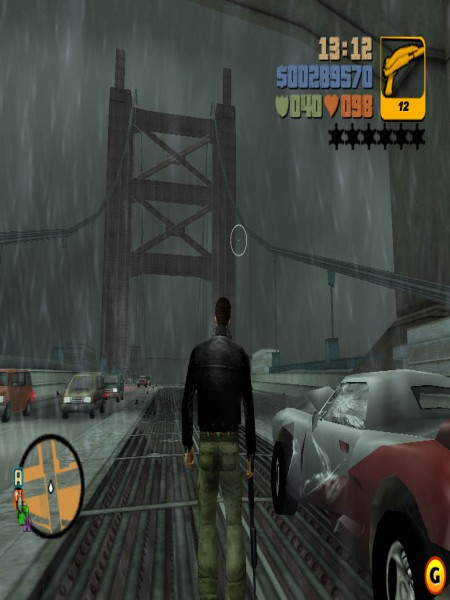 Grand Theft Auto GTA 3 Free Download Full Version