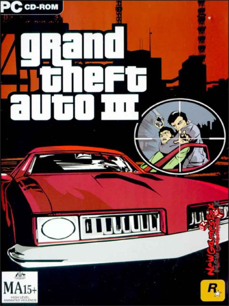 Grand Theft Auto GTA 3 PC Game Free Download