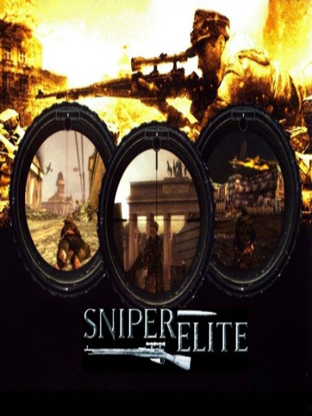 Sniper Elite 1 PC Game Free Download