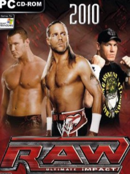 WWE Raw Ultimate Impact PC Game Free Download
