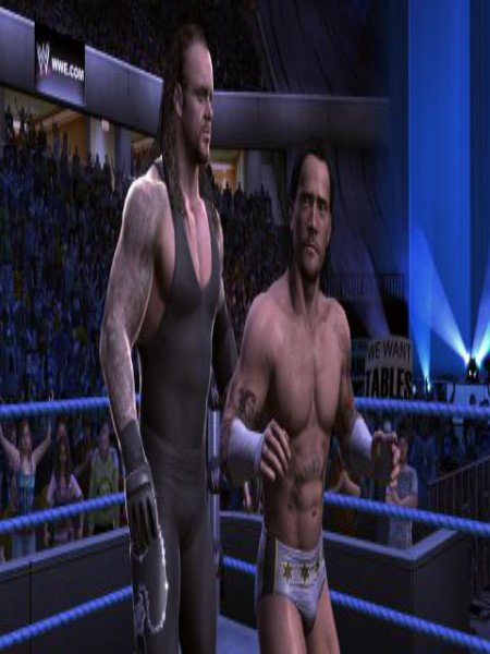 WWE Smackdown Vs Raw 2010 Free Download Full Version