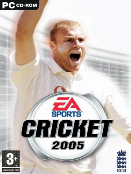 Cricket 2005 PC Game Free Download