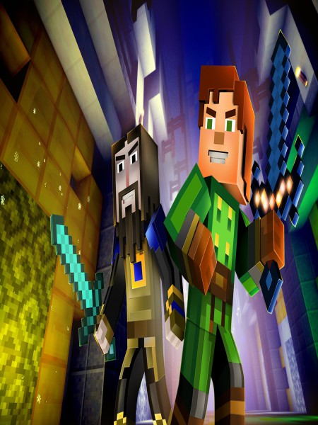 Download Mine Craft Story Mode Episode 6 Game For PC