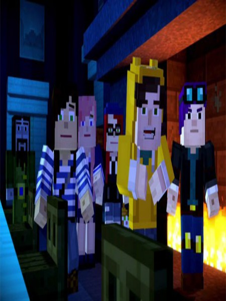 Download Mine Craft Story Mode Episode 6 Highly Compressed