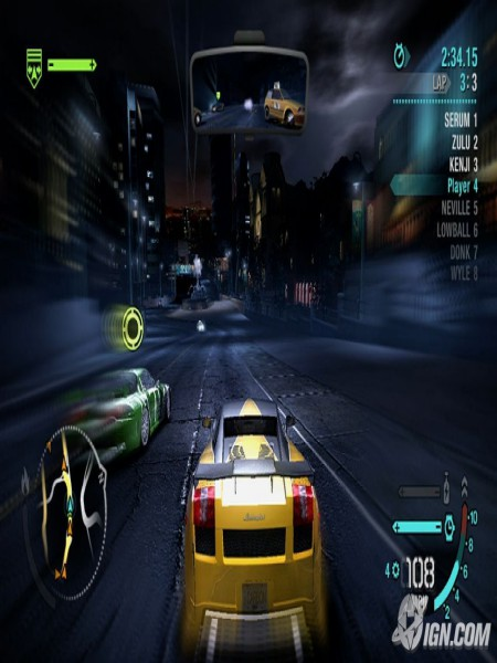 Download Need For Speed Carbon Highly Compressed
