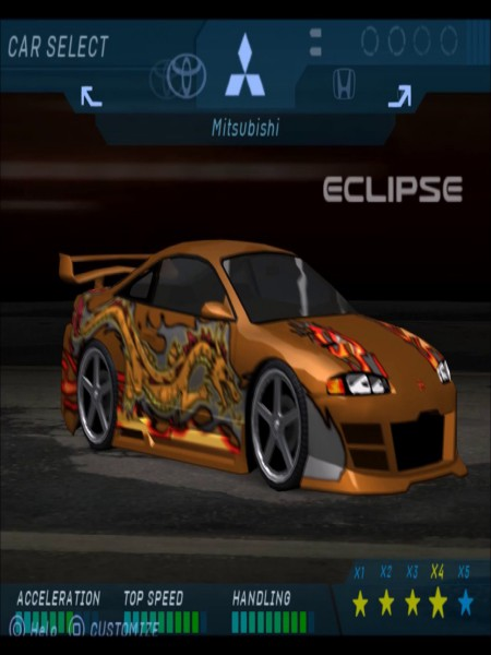 Download Need For Speed Underground 1 Game For PC