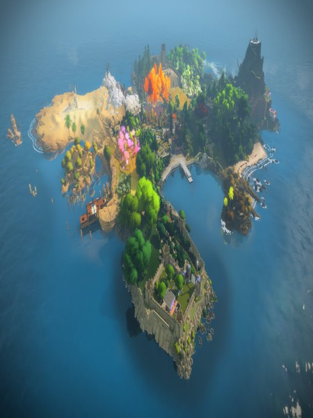 Download The Witness Highly Compressed
