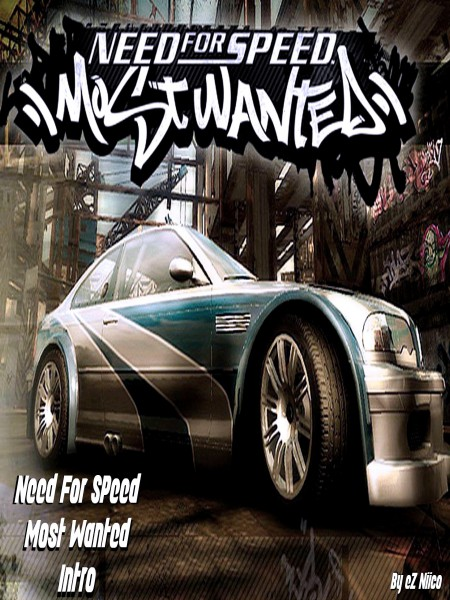 Need For Speed Most Wanted PC Game Free Download