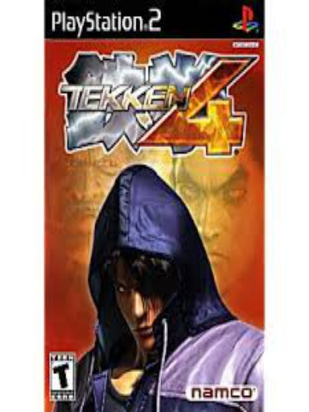 Tekken 4 PC Game Free Download