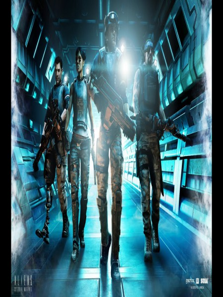 Aliens Colonial Marines Free Download Full Version