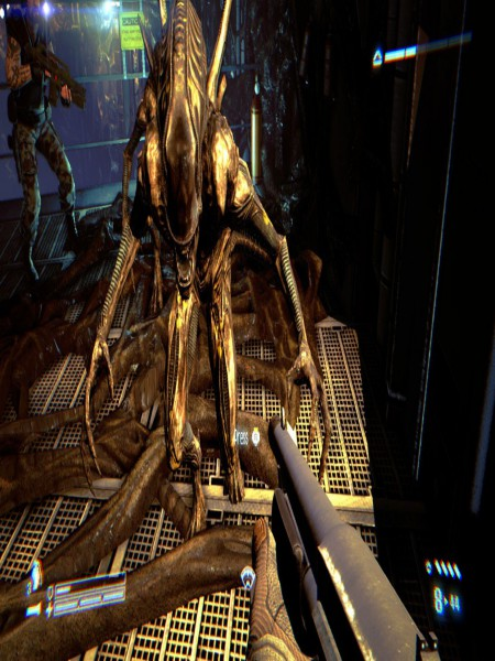 Download Aliens Colonial Marines Game For PC