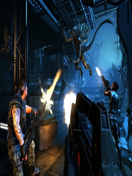 Download Aliens Colonial Marines Highly Compressed