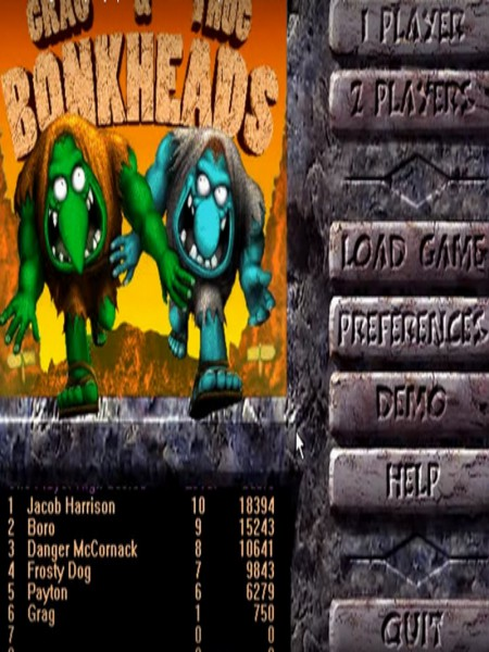 Download Bonkheads Game For PC