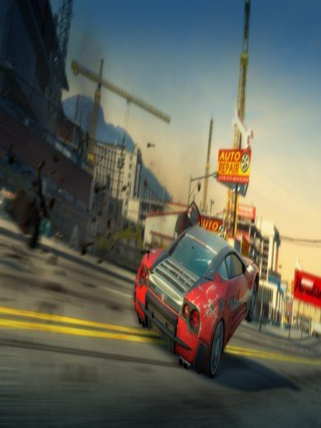 Download Burnout Paradise The Ultimate Box Game For PC