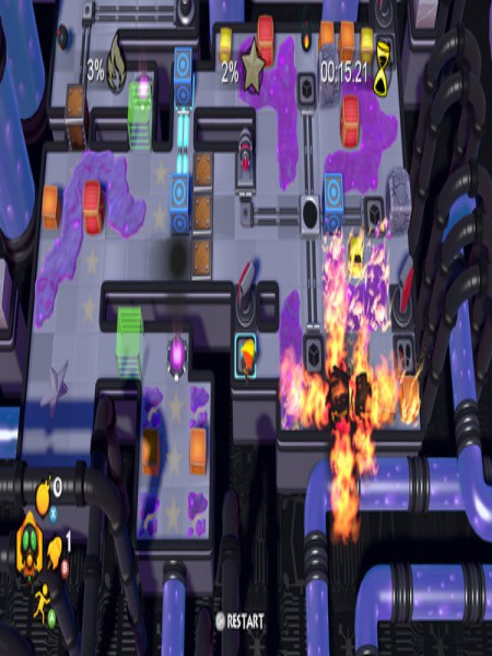 Download Burnstar Game For PC