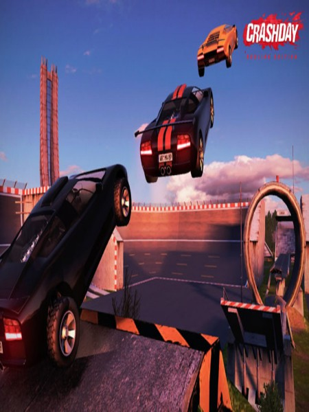 Download Crashday Game For PC