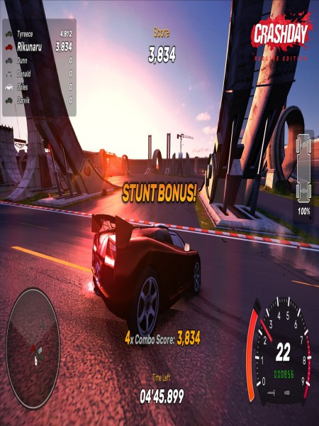 Download Crashday Highly Compressed