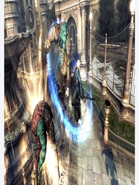 Download Devil May Cry 4 Highly Compressed